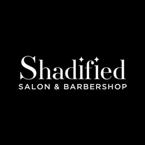 Logo of Shadified Salon & Barbershop